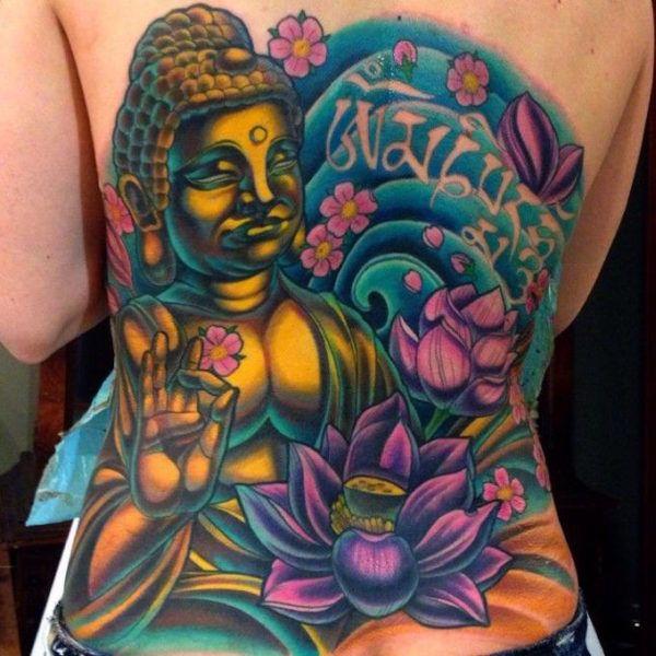 Buddha Тату Будда фото каталог ontattoo.ru