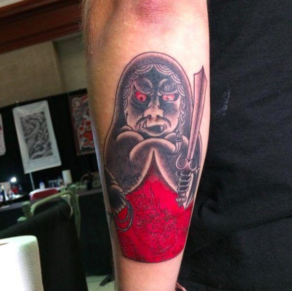 Tattoo Montreal foto