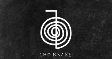 Чо Ку Рей. Первый символ Рейки