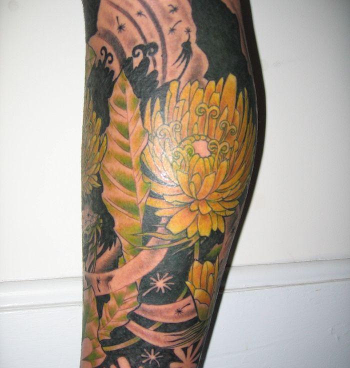 Dandelion Tatt