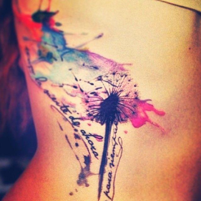 Dandelion Tatts