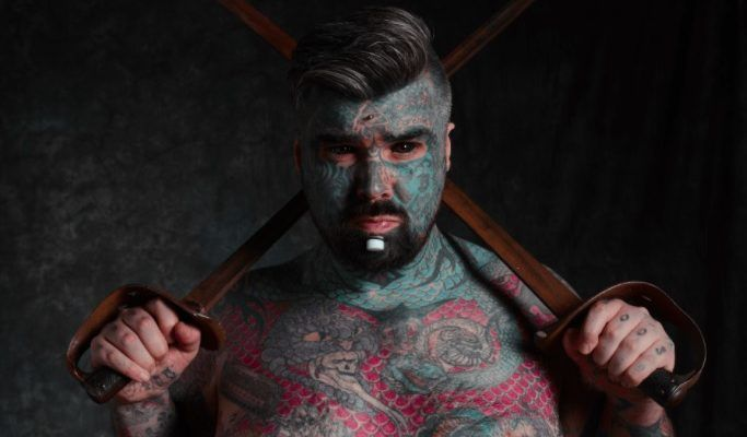 King of Ink Land King Body Art The