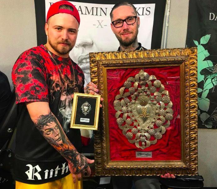 Winner of Best of Show. Benjamin Laukis, Мельбурн (Австралия)
