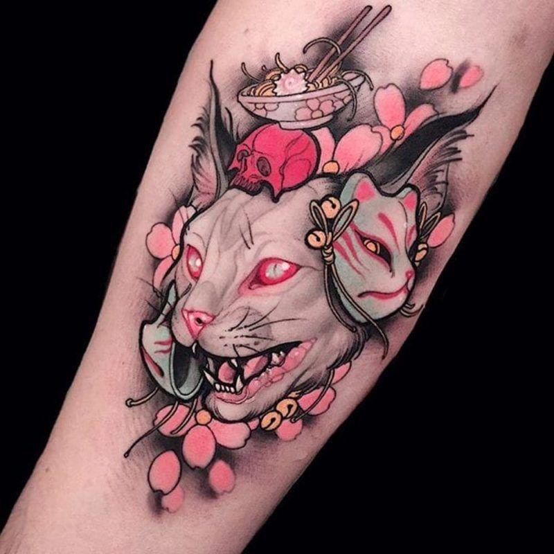 the art of tattoos