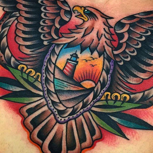 Samuele Briganti on tattoo