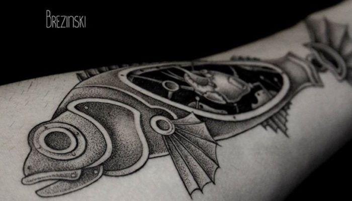 Surreal Tattoos белорусского тату-художника