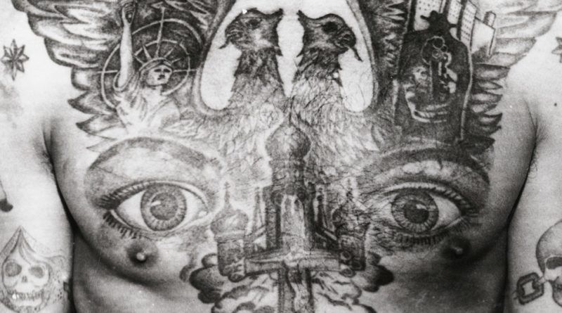 История криминальной татуировки