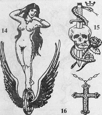 criminal on tattoo