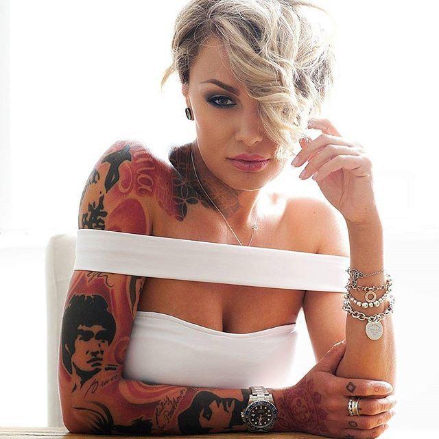 ericliyahkane tattoo foto