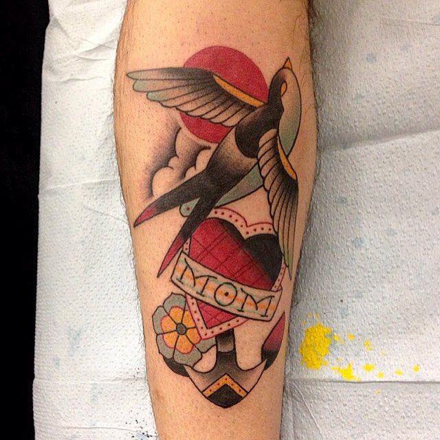 mama tattoo love