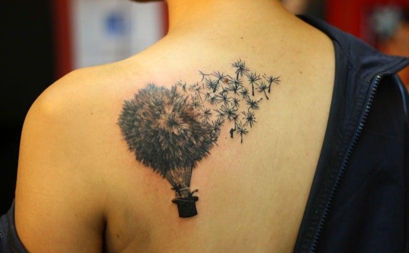 oduvan on tattoo