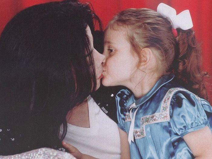 Майкл Джексон и Пэрис фото