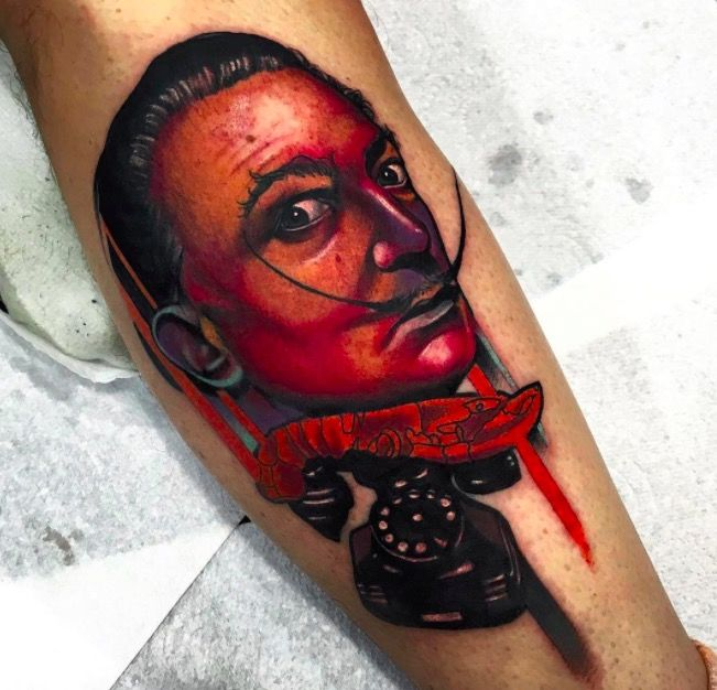 psy tattoo foto