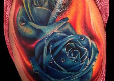 Значение татуировок с розами фото стиль цвет тату