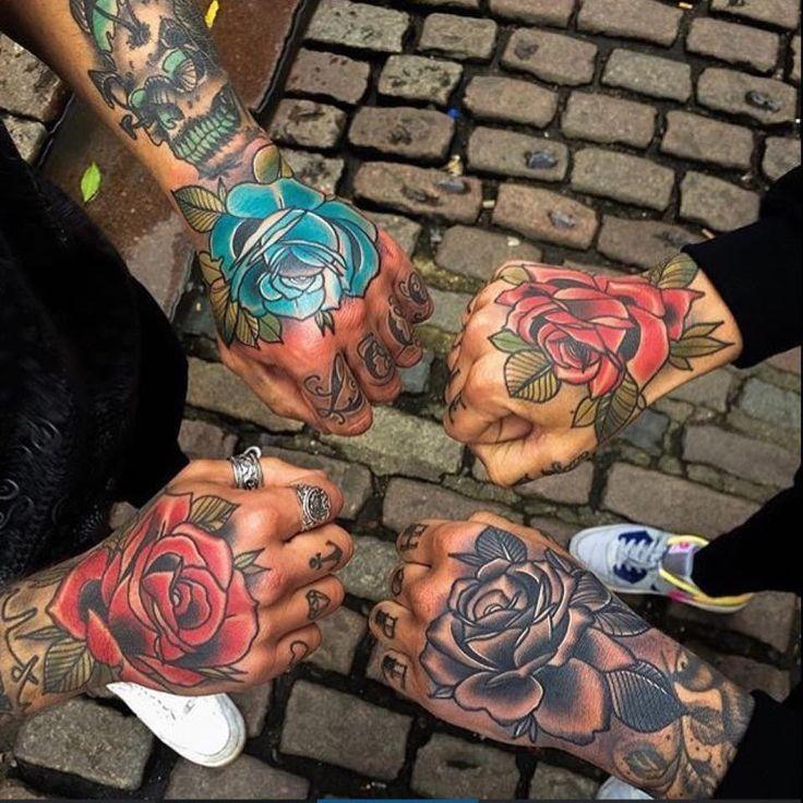 Значение татуировок с розами фото стиль цвет тату на руке