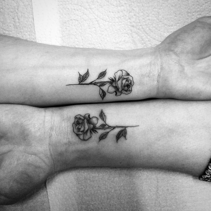 Значение татуировок с розами фото стиль цвет тату для влюбленных