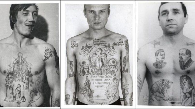 криминальная татуировка история