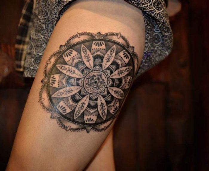 тату кружева для девушек фото каталог татуировок мандала