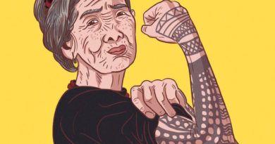 Whang-Od – старейший тату-мастер