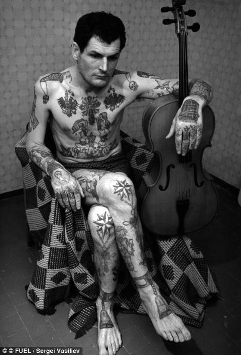 зк тату криминальные татуировки