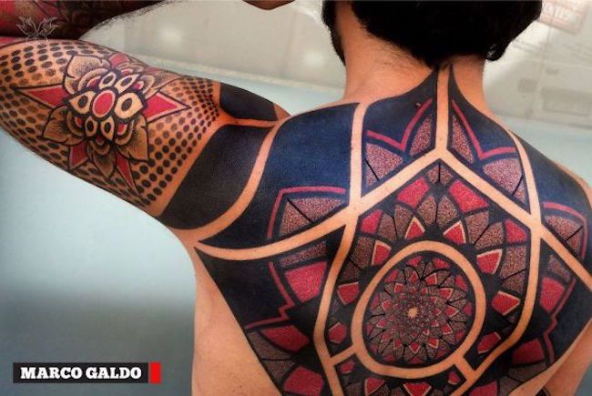 marco galdo tattoos