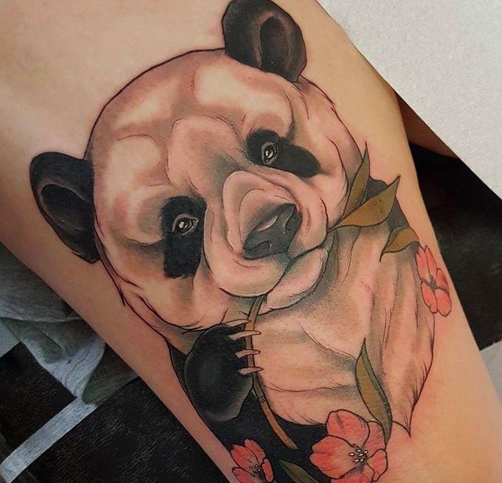 animal tattoo foto