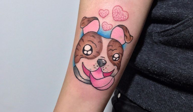 dogs tattoo