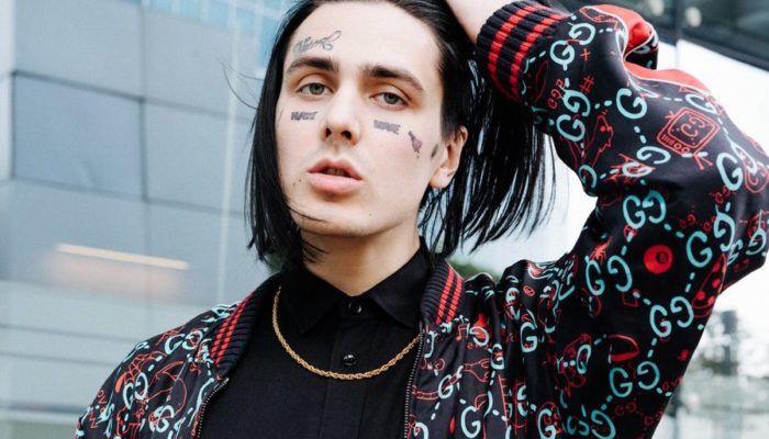 face rap tattoo foto