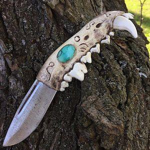нож шамана
