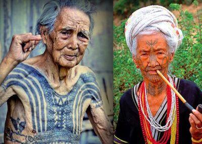 племенная татуировка