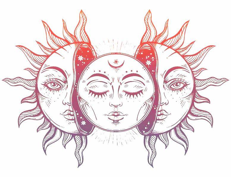 Татуировка солнце на локте что означает