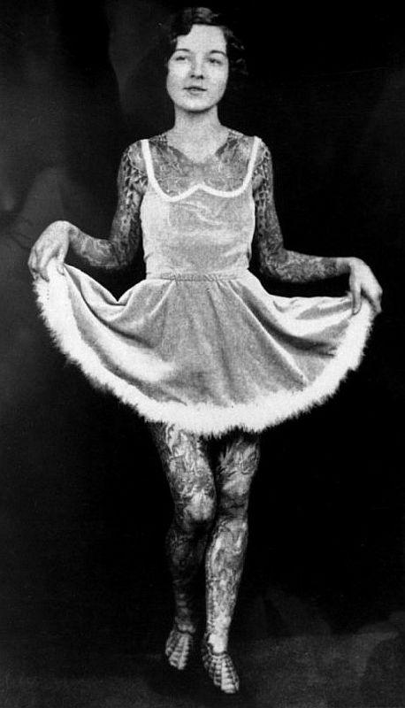 Мисс Стелла Грассман, 1930-е годы