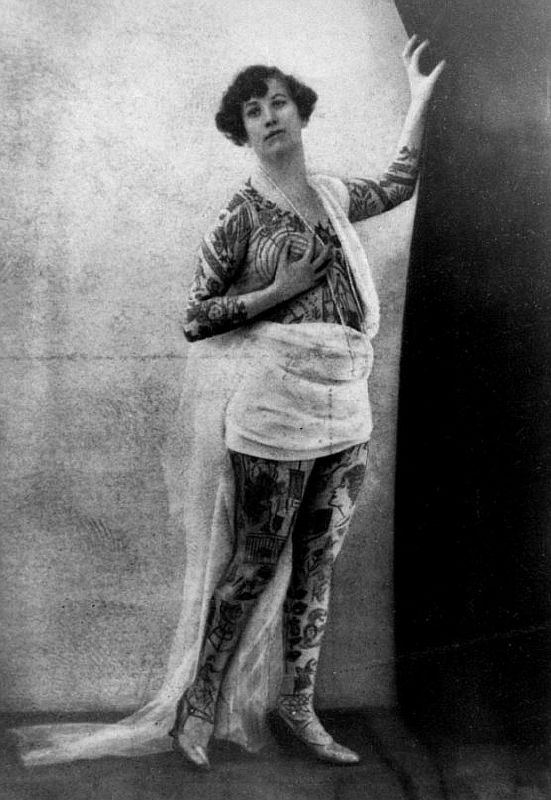 Циркачка Мисс Celly d' Astra. 1860 год