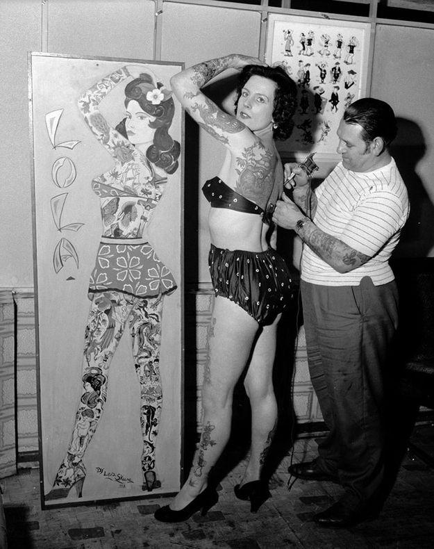 Пэм Нэш FTW, 1960-е годы