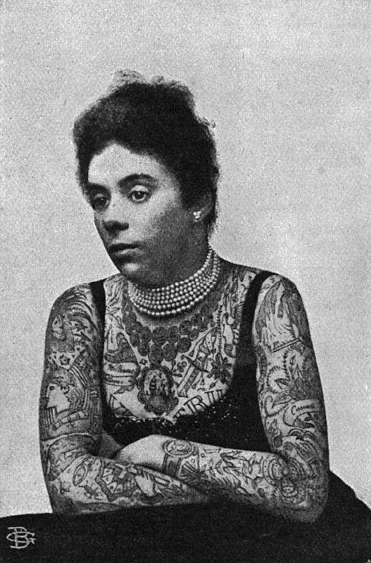 Миссис Уильямс, 1897 год