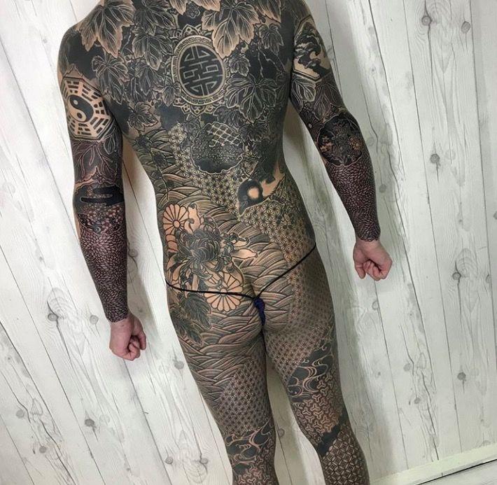 Nissaco foto tatu