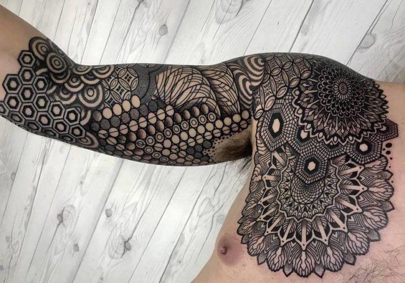 фото красивая татуировка