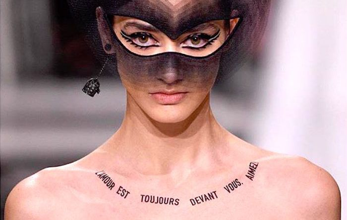 Показ #diorcouture #diorshow #mariagraziachiuri #Dior #christiandior #diorball #diordress