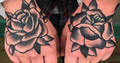 Простота - ключ к смелым татуировкам Альдо Родригеса