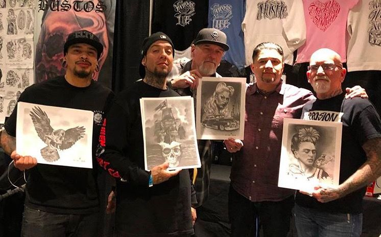 Motor City Tattoo Expo 2018