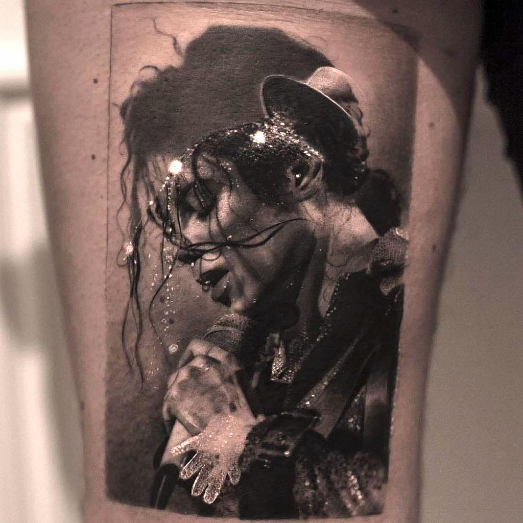 music tattoo foto