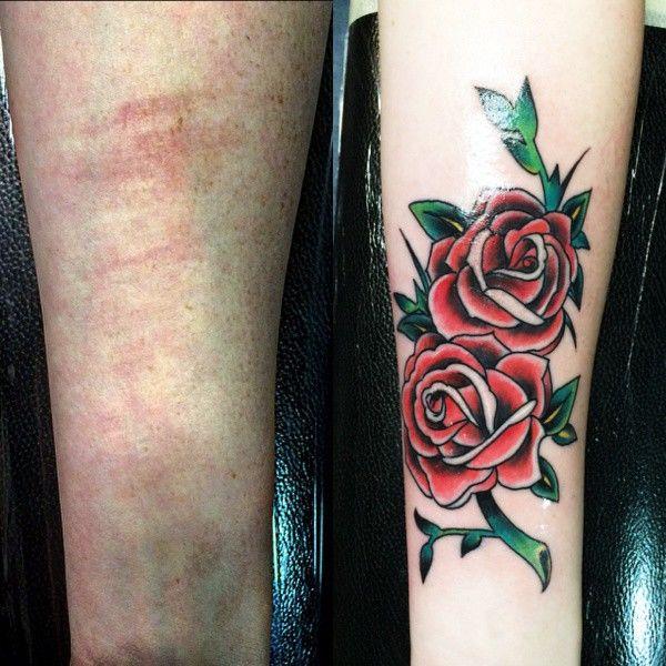 rose tatu