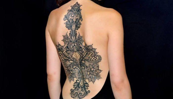 Татуировки Haute Couture от Марко Манцо