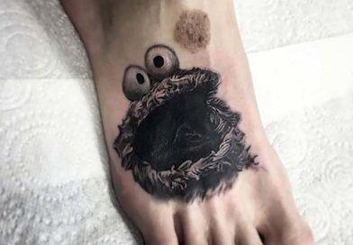 Татуировки и родимые пятна