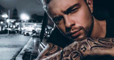 Татуировки Егора Крида