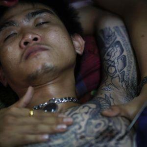 В Австралии запретили делать тату в нетрезвом виде