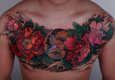 Значение татуировок в виде цветов