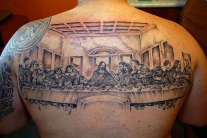 Римский высказался по поводу татуировок