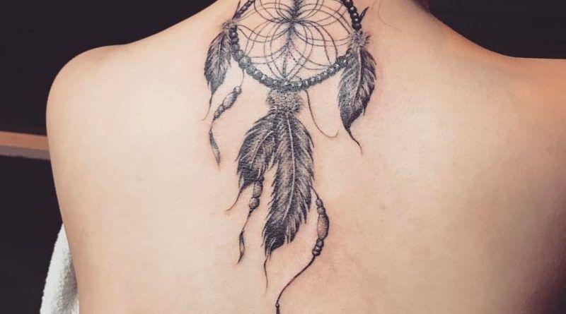 татуировки «Ловец снов»