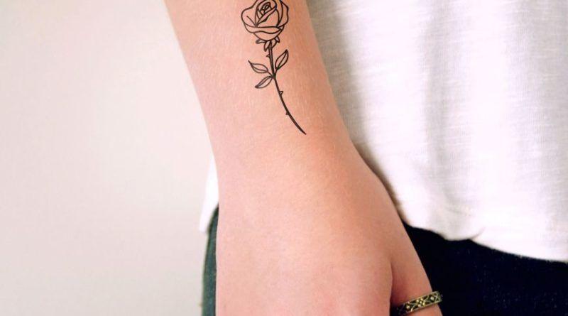 самые модные тату тенденции года для девушек